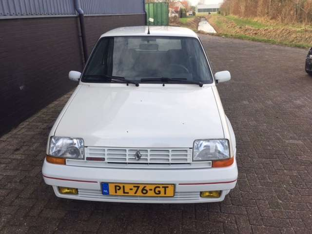 Renault R 5 1.4 GT Turbo