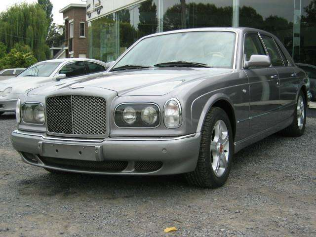 bentley arnage 6-75-turbo-v8-red-label-aut grijs