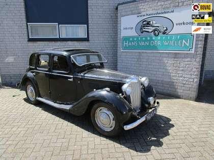 MG MGA Y Saloon YA Saloon Bouwjaar 1949 lhd