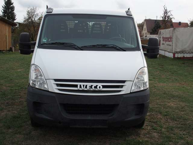 iveco daily 35-c-15-d weiss