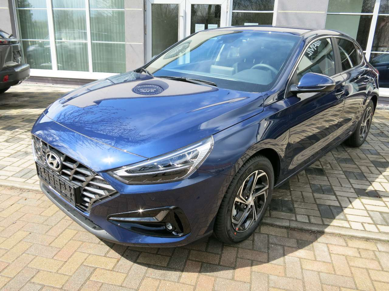 Hyundai i30 1.0 T-GDI Fastback LED SHZ GARANTIE bis 02/2026