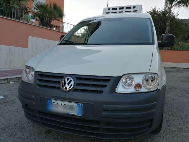 volkswagen caddy 1-9-tdi-frigo-coibentato-km-certificati bianco