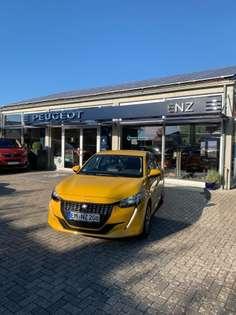 Peugeot 208 Active Gelb