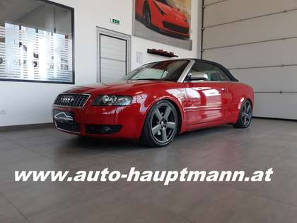 Audi A4 Cabriolet 2,4 *TOP ZUSTAND*