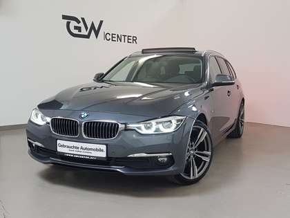 BMW 320 d Luxury Line Touring (F31)*Luxury Line*AHK*19Zoll