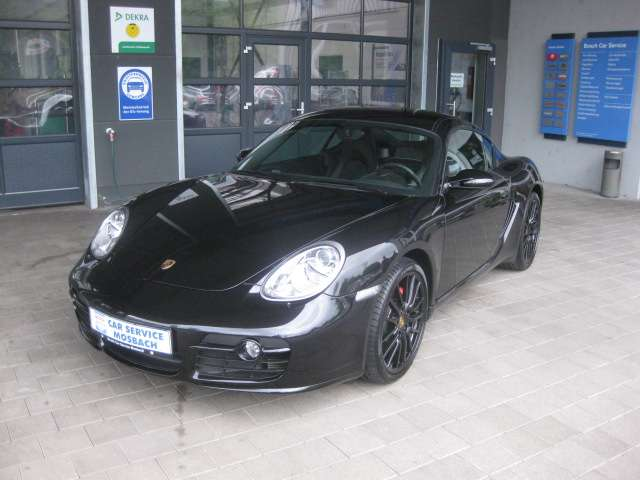 Used Porsche Cayman 3.4