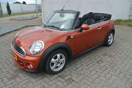 MINI One Cabrio 1.6 One Businessline