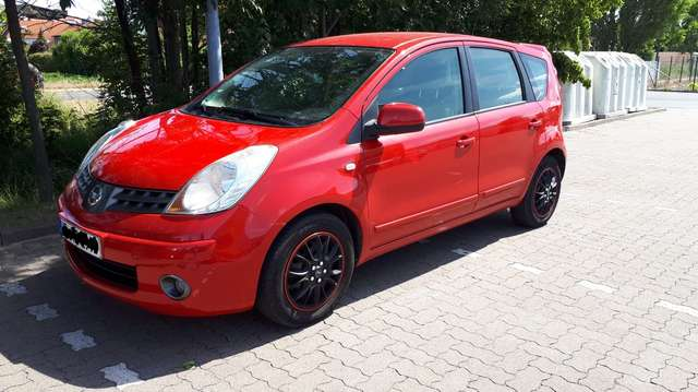 nissan note 1-5-dci-acenta rot