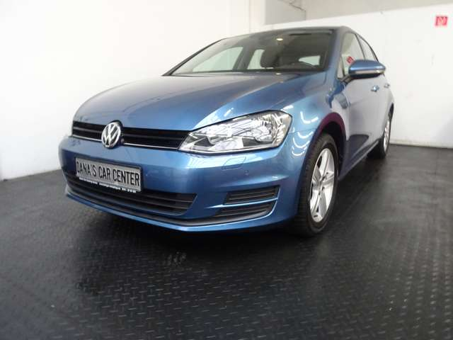 volkswagen golf 1-4-tsi-bluemotion-technology-comfortline blau