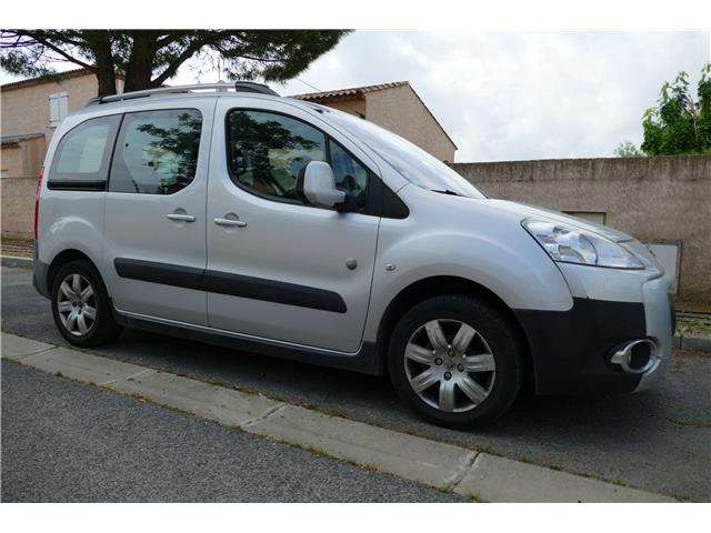 Photo Peugeot Partner Tepee 1.6 HDi92 FAP 1