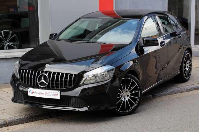 mercedes-benz a-180 d-sport-garantie-1an-ful-gps-clim-camera-tempomat noir