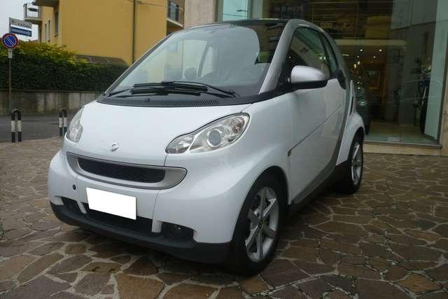 smart fortwo 1000-52-kw-coupe-passion-opzionata bianco