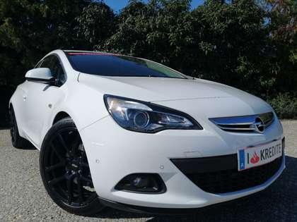 Opel Astra GTC 1,4 Turbo Sport1.BESITZ+Navi+Leder+20 Zoll