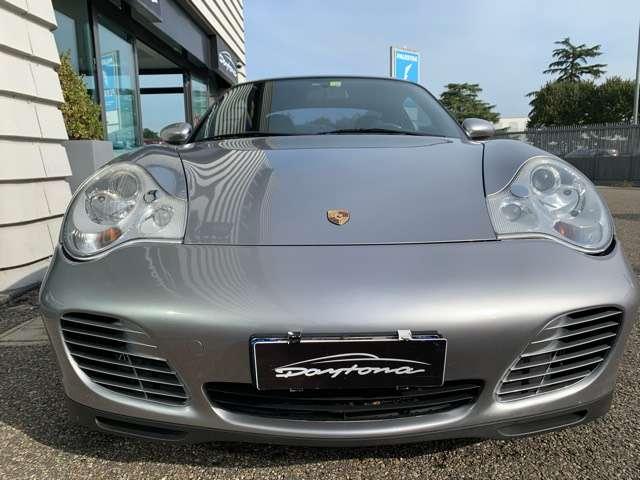porsche 996 911-carrera-cat-coupe-40-anniversary silver