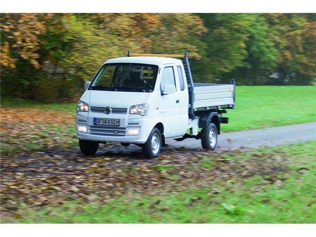 dfsk k01 h-4x4-dreiseitenkipper-euro-6-mini-truck wit