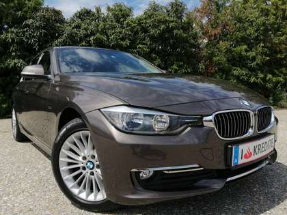 BMW 316 Diesel(F30)Ö-Paket Luxury+1.BESITZ+nur38.00km!