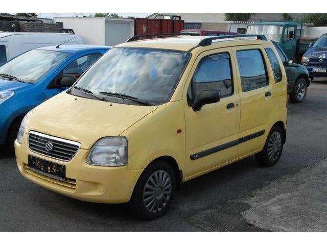 suzuki wagon-r 1-3-gl jaune