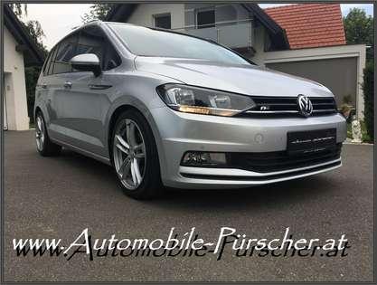 Volkswagen Touran Comfortline 1,6 SCR TDI DSG-Top Zustand-MwST.!