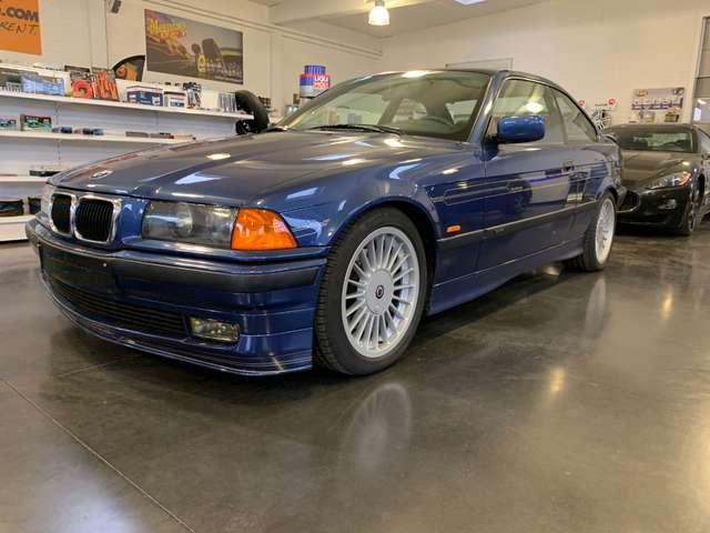 bmw m3 alpina-b3-3-2-nr-077-one-of-a-kind-like-new blauw