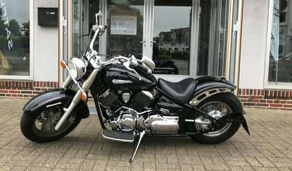 Yamaha XVS 1100 Classic Black