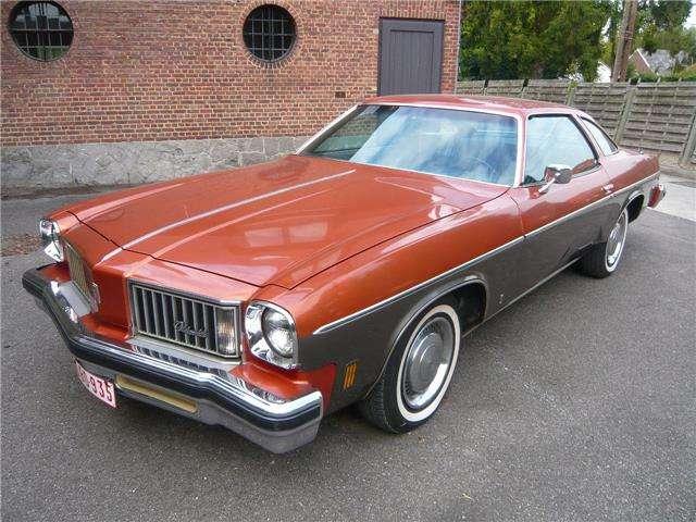 oldtimer oldsmobile cutlas-coupe bronze