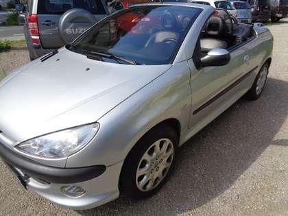 Peugeot 206 CABRIO EL VERDECK CABRIO NUR 70000KM