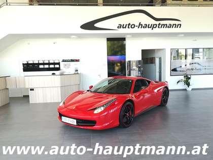 Ferrari 458 Italia * Ö.-AUSLIEFERUNG * 1.BESITZ