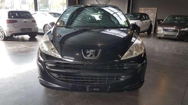 peugeot 207 1-4i-16v-sporty-airco noir