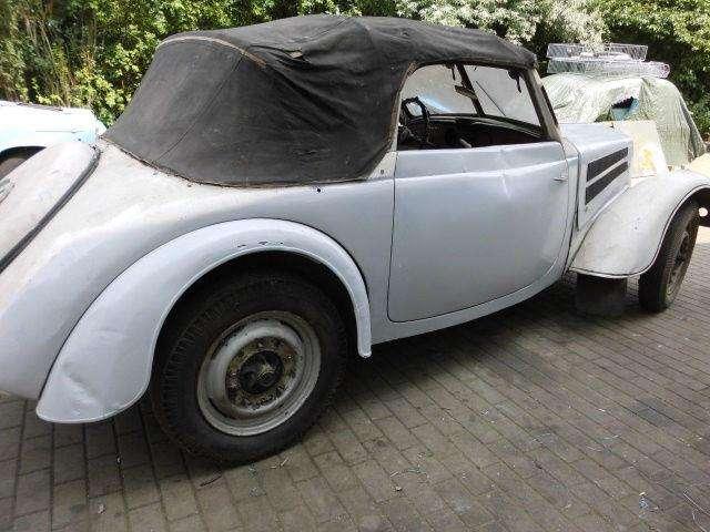 oldtimer dkw dkw-ifa-f-8-cabrio weiss