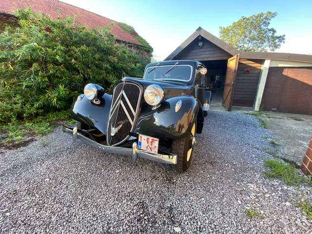 citroen traction gris