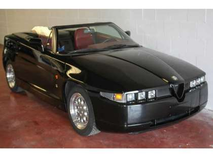 Alfa Romeo RZ Cabriolet made by Zagato one of 278