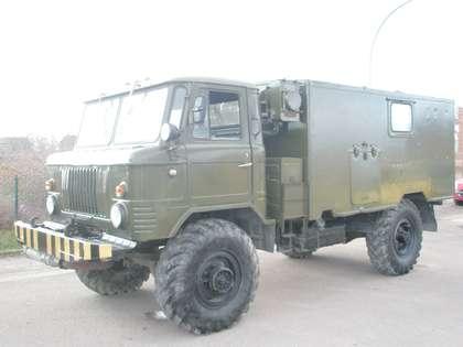 GAZ Others 66 4X4 MILITÄR