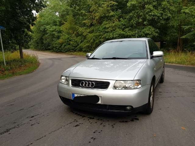 audi a3 1-6-ambiente silber