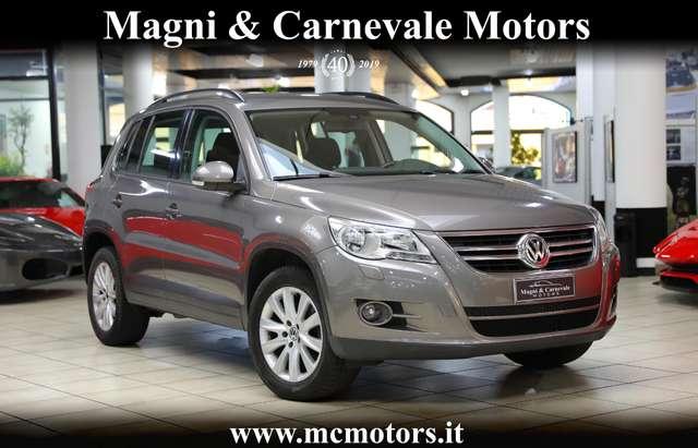 volkswagen tiguan navigatore-euro-5-con-fap-automatica-bluetooth grey