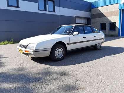 Citroen CX 2.0 (1987) white 81000 documented km top condition