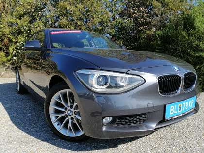 BMW 116 Diesel (F20) Ö-Paket+Xenon+SportAlu+ServiceNEU!