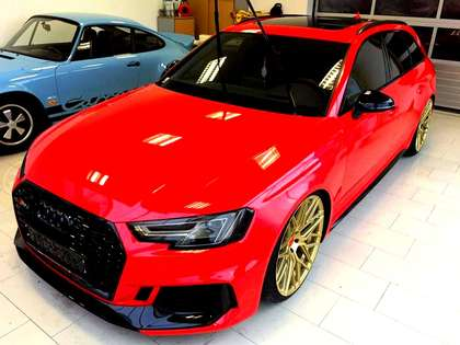 Audi RS4 BI - TURBO 1 BESITZ LEASING EINTAUSCH