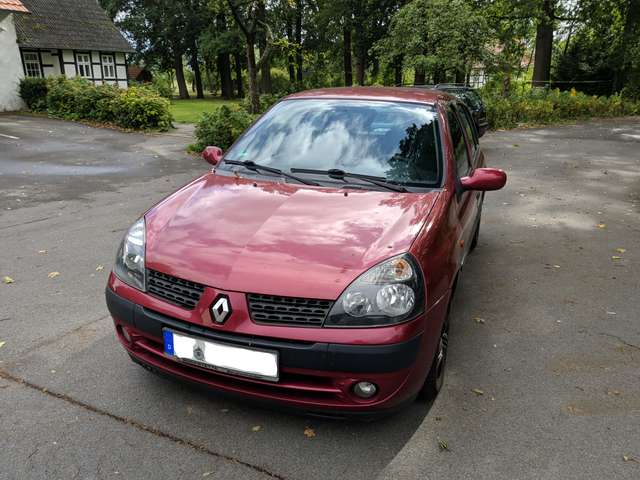 renault clio econ-summertime rot
