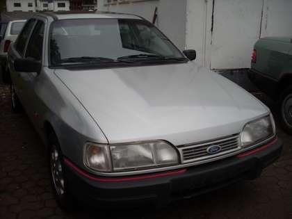 Ford Sierra oldtimer gutachten 84000km