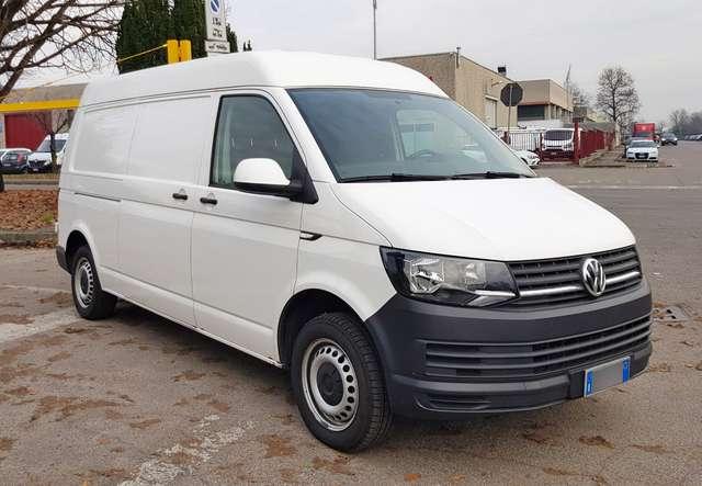 volkswagen t6-transporter 2-0-tdi-150cv-dsg-pl-tm-maxi-euro-6b-automatico bianco