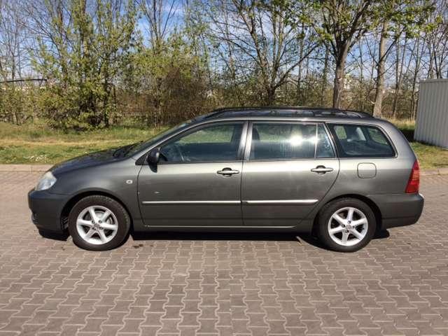 Used Toyota Corolla 1.6