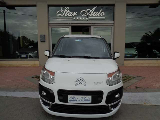 citroen c3-picasso 1-6-hdi-110-seduction bianco