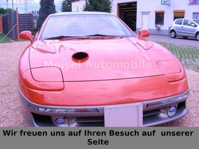 dodge stealth ausergewoehnlich-winterpreis orange