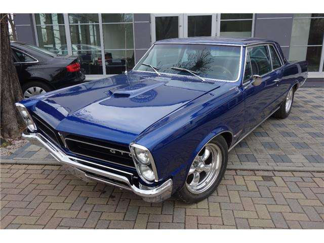 pontiac gto tuev-neu-4speed-big-block-original-gto blau