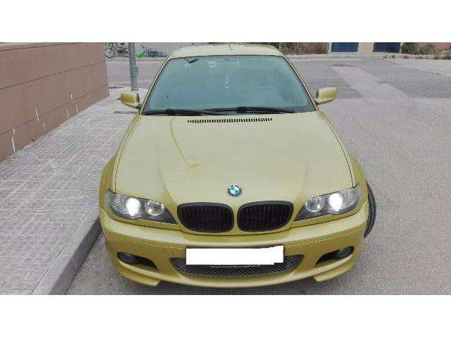 bmw 318 serie-3-e46-2-coupe gold