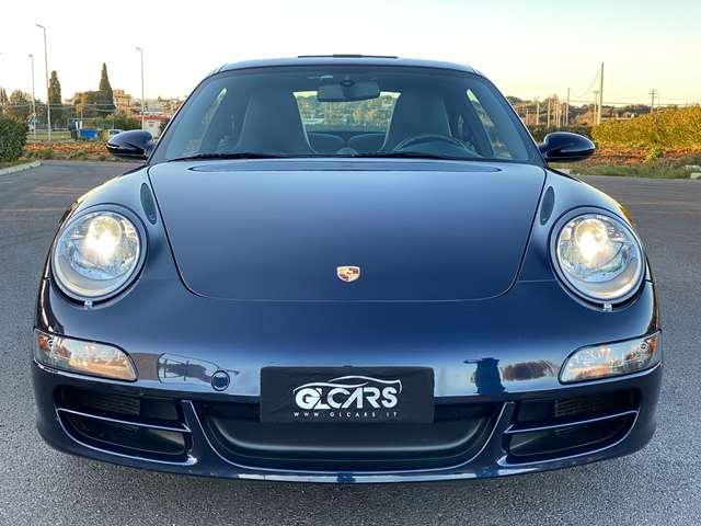 porsche 997 911-carrera-s-coupe-49000km-unico-proprietario blau