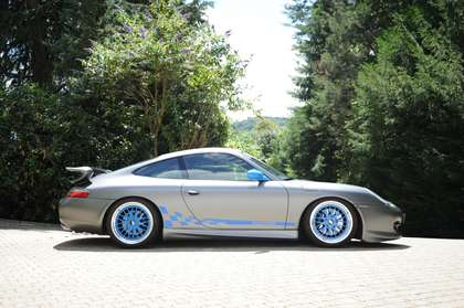 Porsche 996 Carrera Cup Schwarz