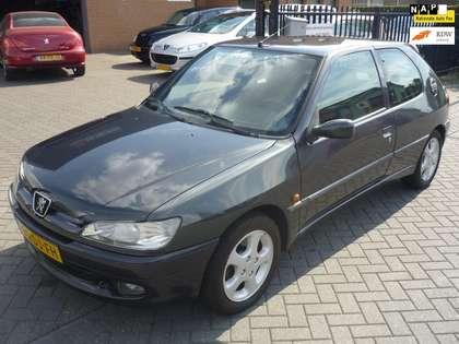 Peugeot 306 2.0-16V XSi