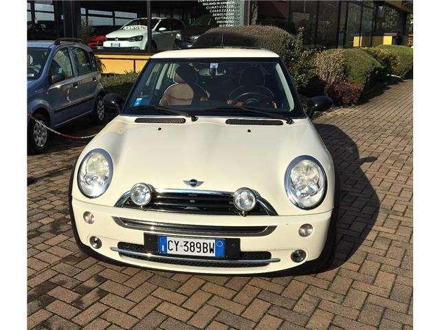 mini one mini-1-6-16v-de-luxe beige