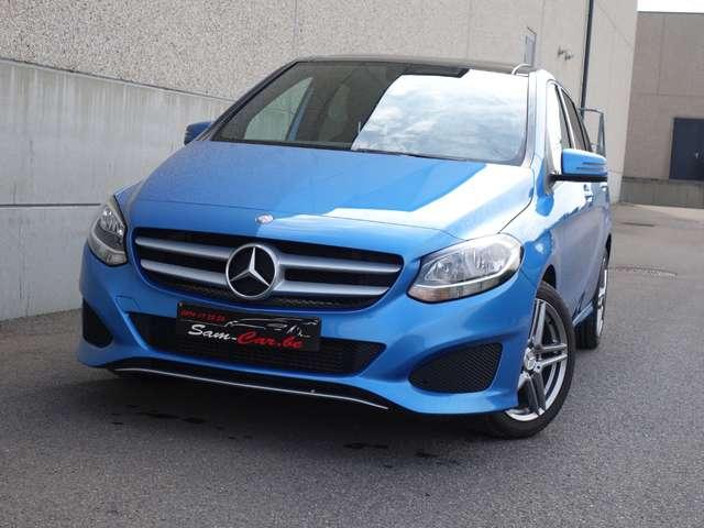 mercedes-benz b-180 cdi-pano-gps-12-mois-de-garantie bleu